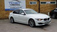 2012 BMW 3 SERIES 2.0 320D EFFICIENTDYNAMICS 4d AUTO 161 BHP £9248.00