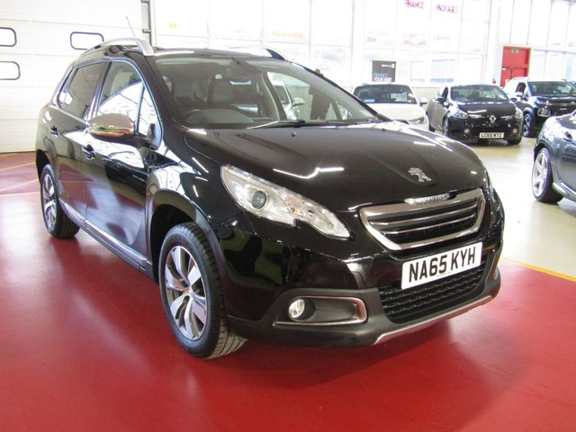 View our 2015 65 PEUGEOT 2008 (65) 1.2 S/S ALLURE 5d 82 BHP