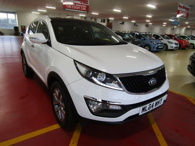 View our 2014 64 KIA SPORTAGE 1.6 2 ISG 5d 133 BHP