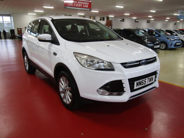 View our 2015 65 FORD KUGA 2.0 TITANIUM TDCI 5d 148 BHP