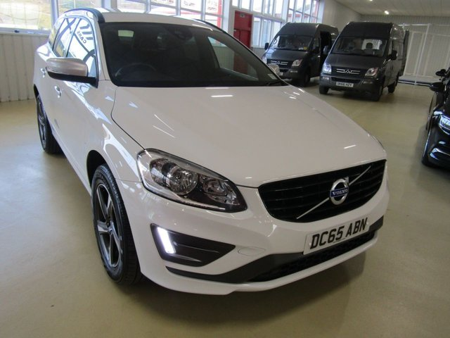 View our 2015 65 VOLVO XC60 2.0 D4 R-DESIGN NAV 5d 188 BHP