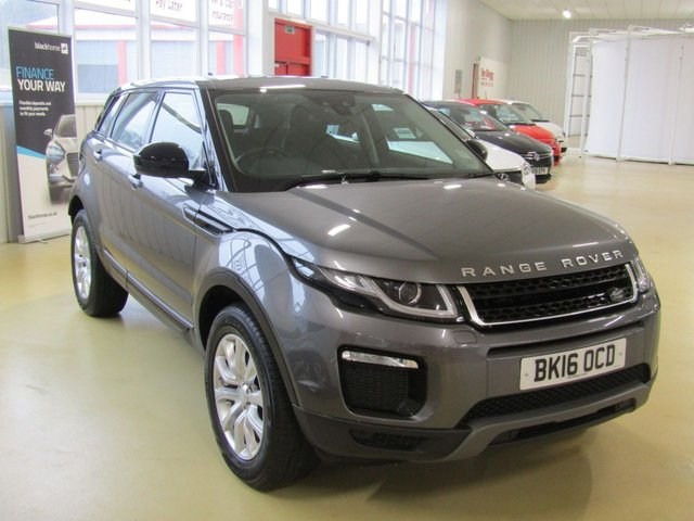 View our 2016 16 LAND ROVER RANGE ROVER EVOQUE 2.0 TD4 SE TECH 5d 177 BHP