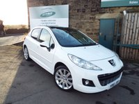 USED 2011 61 PEUGEOT 207 1.6 HDI ALLURE 5d 112 BHP Full Service History Only £30 Road Tax