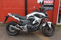 USED 2013 63 HONDA NC 750 XA-E 745cc  A well fitted commuter, UK delivery available.