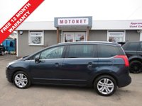 USED 2012 61 PEUGEOT 5008 1.6 HDI EXCLUSIVE 5DR DIESEL  7 SEATER 112 BHP