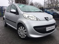 USED 2008 PEUGEOT 107 1.0 URBAN MOVE 5d 68BHP 20 ROAD TAX+LAST KEEP 8 YEARS+