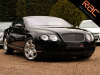 USED 2006 56 BENTLEY CONTINENTAL 6.0 GT 2d 550 BHP (MULLINER PACK)