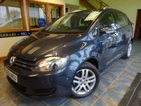 2010 VOLKSWAGEN GOLF PLUS 1.4 SE TSI 5d 121 BHP £4850.00