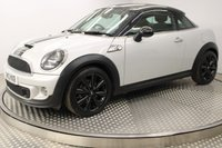 2012 MINI COUPE 2.0 COOPER SD 2d 141 BHP £6500.00