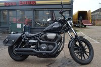USED 2015 15 YAMAHA XVS950  XVS 950 CU - XV 950 MIDNIGHT STAR Ask about our low finance deal