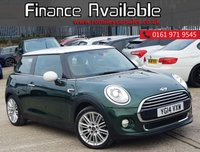 USED 2014 14 MINI HATCH COOPER 1.5 COOPER D 3d 114 BHP 5 STAR SPEC