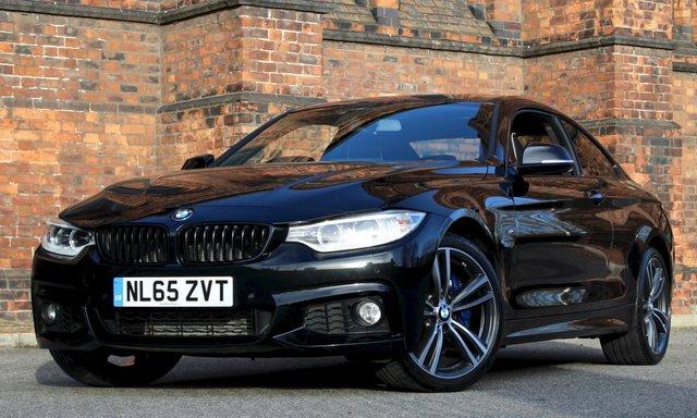 2015 65 BMW 4 SERIES 3.0 435D XDRIVE M SPORT 2d AUTO 309 BHP