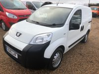 USED 2015 15 PEUGEOT BIPPER 1.2 HDI S 1d 75 BHP 60000 MILES FULL SERVICE HISTORY ONE OWNER FROM NEW