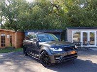 2015 LAND ROVER RANGE ROVER SPORT 3.0 SDV6 HSE DYNAMIC 5d AUTO 306 BHP £38995.00