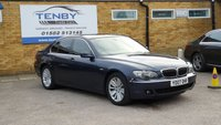 USED 2007 07 BMW 7 SERIES 3.0 730D SE 4d 228 BHP