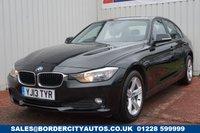 USED 2013 13 BMW 3 SERIES 1.6 316I SE 4d 135 BHP SERVICE HISTORY