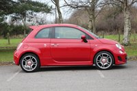 USED 2019 ABARTH 595 1.4 3 Door 14140 BHP