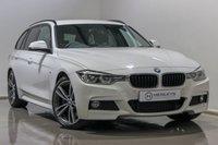 2016 BMW 3 SERIES 3.0 330D M SPORT TOURING 5d AUTO 255 BHP £20990.00