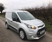2014 FORD TRANSIT CONNECT 220 TREND P/V £6995.00