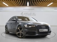 USED 2013 63 AUDI A6 2.0 TDI S LINE BLACK EDITION 4d AUTO 175 BHP + Sat/Nav, Leather Interior, Blueto