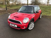 2007 MINI HATCH COOPER 1.6 COOPER S 3d 172 BHP £3500.00