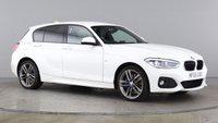 2015 BMW 1 SERIES 2.0 120D XDRIVE M SPORT 5d AUTO 188 BHP £17990.00