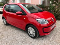 2014 VOLKSWAGEN UP 1.0 MOVE UP 3d 59 BHP £5495.00