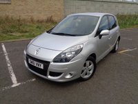 USED 2011 61 RENAULT SCENIC 1.5 DYNAMIQUE TOMTOM DCI 5d 110 BHP 12 MONTH WARRANTY