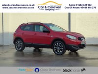 USED 2013 13 NISSAN QASHQAI 1.5 DCI 360 5d 110 BHP Dealer History NAV Bluetooth Buy Now, Pay Later Finance!