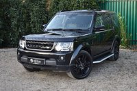 USED 2016 16 LAND ROVER DISCOVERY 4 3.0 SDV6 COMMERCIAL SE 1d AUTO 255 BHP 5 SEATER 5 SEATER