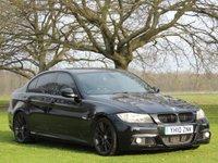 2010 BMW 3 SERIES 3.0 335D M SPORT 4d AUTO 282 BHP £9795.00