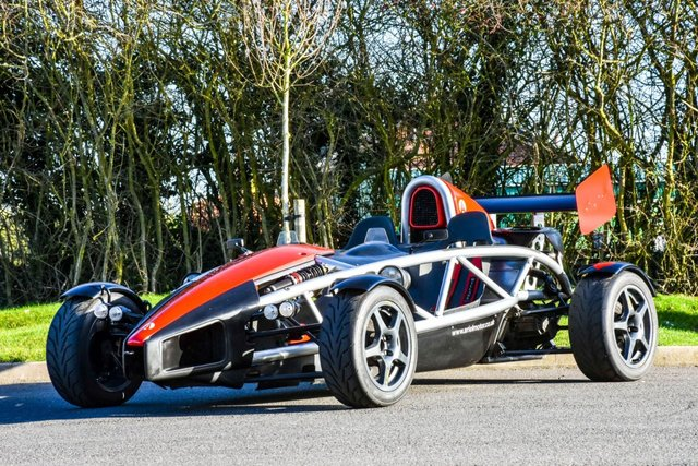 2005 55 ARIEL ATOM 2 300 SUPERCHARGED