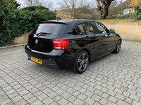 USED 2012 12 BMW 1 SERIES 2.0 120D SE 5d 181 BHP High Spec, Leathers, Nav, Finance, Warranty, MOT