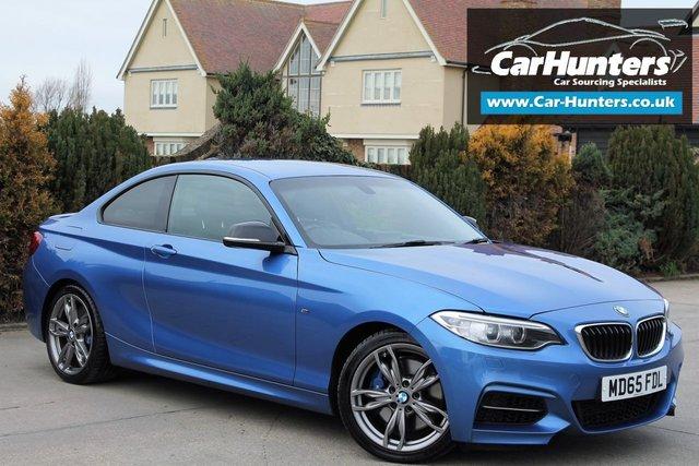 2015 65 BMW M2 3.0 M235I 2d AUTO 322 BHP