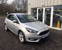 USED 2015 64 FORD FOCUS 1.6 TDCI ZETEC NAVIGATOR 115 BHP THIS VEHICLE IS AT SITE 1 - TO VIEW CALL US ON 01903 892224