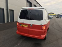 USED 2017 67 VOLKSWAGEN TRANSPORTER 2.0 T28 TDI P/V HIGHLINE BMT 1d 101 BHP 4 BERTH CAMPER POP TOP