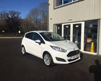 USED 2015 65 FORD FIESTA 1.0 TITANIUM ECOBOOST (125PS) THIS VEHICLE IS AT SITE 2 - TO VIEW CALL US ON 01903 323333