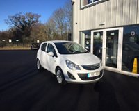 USED 2013 63 VAUXHALL CORSA 1.0 ENERGY AC ECOFLEX THIS VEHICLE IS AT SITE 1 - TO VIEW CALL US ON 01903 892224