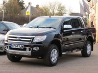 2014 FORD RANGER 3.2 LIMITED 4X4 DCB TDCI 4d 197 BHP £15995.00