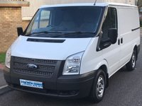 2013 FORD TRANSIT 2.2 FWD 260 SWB LOW ROOF 100 BHP £5995.00