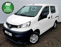USED 2016 16 NISSAN NV200 1.5 DCI ACENTA 1d 90 BHP