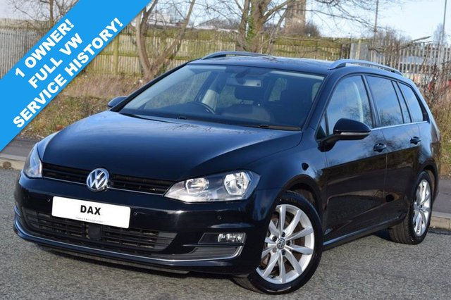 2014 64 VOLKSWAGEN GOLF 2.0 GT TDI BLUEMOTION TECHNOLOGY 5d 148 BHP