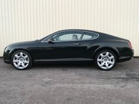 USED 2006 06 BENTLEY CONTINENTAL 6.0 GT 2d AUTO 550 BHP