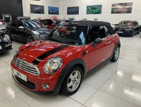 2011 MINI CONVERTIBLE 1.6 ONE 2d 98 BHP £4995.00