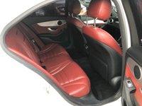 USED 2014 64 MERCEDES-BENZ C CLASS 2.1 C220 BLUETEC AMG LINE 4d AUTO 170 BHP