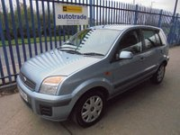 2007 FORD FUSION 1.4 Style Climate 5dr £2000.00