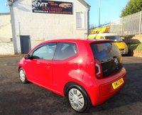 USED 2013 13 VOLKSWAGEN UP 1.0 MOVE UP 3d 59 BHP 3 Months National Warranty - MOT'd 1 Year for its New Owner