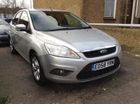 2008 FORD FOCUS 1.8 STYLE TDCI 5d 115 BHP £2790.00