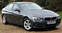 2016 BMW 3 SERIES 2.0 330E SPORT 4d AUTO 181 BHP £15800.00