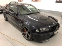 2002 BMW M3 E46 M3 SMG CSL CLUB SPORT SPEC,CARBON ROOF,BOOT,ICE,400BHP